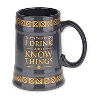 Game Of Thrones I Know Things - Krug - Tasse