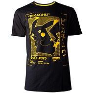 Pokémon Pikachu Profile - T-Shirt - T-Shirt