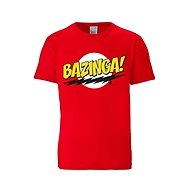 Bazinga Logo - T-Shirt - T-Shirt