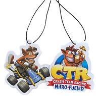 Crash-Team-Rennen Nitro-Fueled - Car Geruch - Lufterfrischer