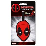 Deadpool Head - Gepäckanhänger - Namensschilder für Gepäck