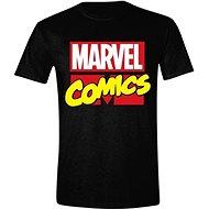 Marvel Classic Logo - T-Shirt