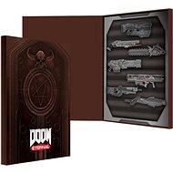Doom Pin Badge Set - Abzeichen - Anhänger