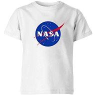 NASA Logo Weiß - T-Shirt - T-Shirt