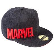 Marvel Logo - Baseballmütze - Cap
