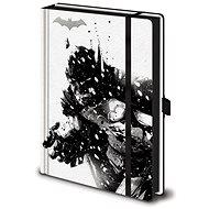 Batman Arctic - Notizbuch - Notizbuch