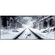 Metro Exodus: Winter - Maus und Tastaturpad - Maus- und Tastatur-Unterlage