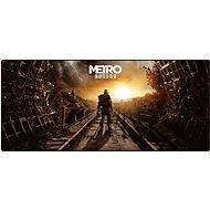 Metro Exodus: Herbst - Maus und Tastaturpad - Maus- und Tastatur-Unterlage
