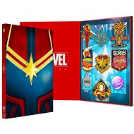 Captain Marvel - Collectors Pin Badge Set - Pins - Geschenkset