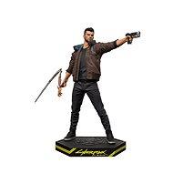 Cyberpunk 2077 - V Male Statue - Figur - Figur