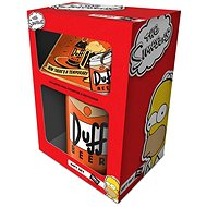 Die Simpsons - Duff Beer - Geschenkset - Geschenkset