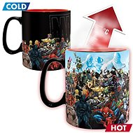 Marvel Heroes - Tassenwechsel - Tasse