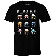 Star Wars Mandalorian - Kopfgeldjäger - T-Shirt - T-Shirt