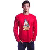 Disney X-mas - Langarm-T-Shirt L. - T-Shirt