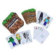 Minecraft - Spielkarten in Blechdose - Karten