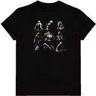 Demons Souls - Knight Poses - T-shirt M - T-Shirt