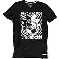 Rick and Morty - Psychedelic - T-shirt S - T-Shirt