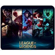League of Legends - Champions - Mauspad - Mousepad