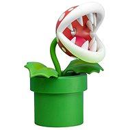 Super Mario - Piranha Plant - dekorative Lampe - Tischlampe