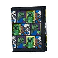 Minecraft - Characters - Geldbeutel - Portemonnaie