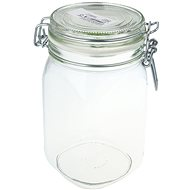 GOTHIKA Einmachglas 1,05 l mit Glasdeckel 6 St. - Dose