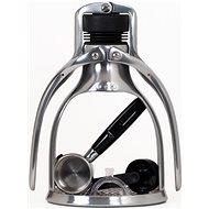 Kaffeemaschine ROK EspressoGC - silber - Siebträgermaschine