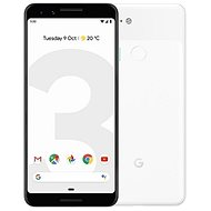 Google Pixel 3 64GB klar weiß - Handy