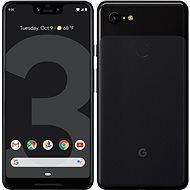 Google Pixel 3XL 64GB černá - Mobilní telefon