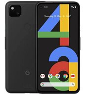 Google Pixel 4a schwarz - Handy