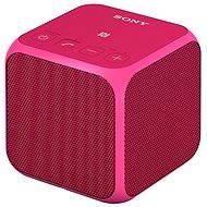 Sony SRS-X11 Bluetooth Lautsprecher pink - Bluetooth-Lautsprecher