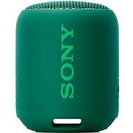 Sony SRS-XB12, grün - Bluetooth-Lautsprecher