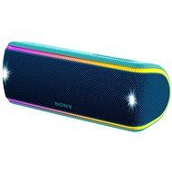Sony SRS-XB31, blau - Bluetooth-Lautsprecher
