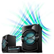 Sony SHAKE X30 - Audio system