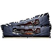 G.SKILL 16 Gigabyte KIT DDR4 3.200 Megahertz CL14 Flare X for AMD - Arbeitsspeicher