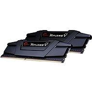 G.SKILL 8 GB KIT DDR4 3200MHz CL16 RipjawsV - Arbeitsspeicher