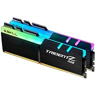 Systemspeicher 16 Gigabyte G.SKILL KIT 3200MHz DDR4 CL16 RGB Trident - Arbeitsspeicher
