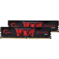 G.SKILL 16GB KIT DDR4 3200MHz CL16 Gaming series Aegis - Arbeitsspeicher