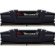 G.SKILL 64 GB KIT DDR4 3200 MHz CL16 RipjawsV - Arbeitsspeicher