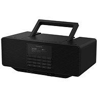 Der Panasonic RX-D70BT - Radio mit Kassettenrecorder