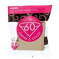Hario Papierfilter V60-01 100 Stück - Kaffeefilter