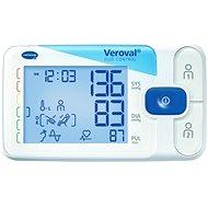 Hartmann Veroval Duo Control digitales Blutdruckmessgerät mit Comfort Air Manschetten - Druckmesser