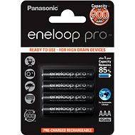 Panasonic eneloop AAA NiMh 900mAh 4pcs - Ladebatterie