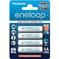 Panasonic Eneloop AA 1900mAh 4 Stück - Ladebatterie