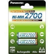 Panasonic eneloop NiMH AA 2700mAh 2 Stück - Ladebatterie