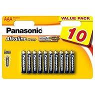 Panasonic AAA Alkaline Power LR03 10 Stück - Einwegbatterie