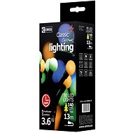 Emos 80 LED Xmas CHERRY TIMER - Weihnachtsbeleuchtung