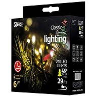 Emos 240 LED Xmas CLAS TIMER - Weihnachtsbeleuchtung
