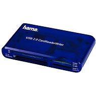 Hama 35v1 blau - Kartenleser