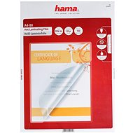 Hama Hot Laminierfolien 50055 - Laminierfolie