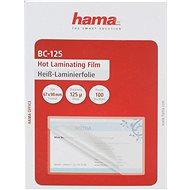 Hama Heißlaminierfolie 50060 - Laminierfolie